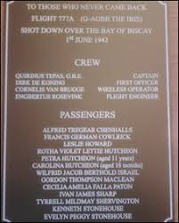 BBC - Plaque for flight 777 is unveiled at Bristol Airport