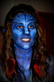 The 25 best Avatar makeup ideas on Pinterest