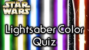 Dark Side Or Light Side Star Wars Quiz Find Out Your Lightsaber Color Star Wars Quiz