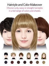 Hairstyle Simulator App youcam makeupmagic selfie cam on the app store 8321 by stevesalt.us