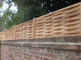 Small Picture Print of Wall Fence Panels Appliance Exteriors Pinterest