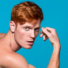 Beautiful scottish red head men naked
