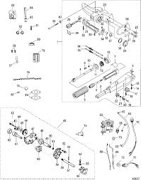 Mercury mariner 8 9 9 209cc 4 stroke tiller handle conversion kit