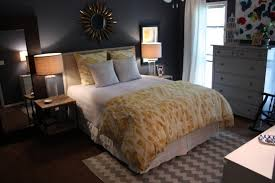 Bedroom Glidden Blue Slate Grey With Navy Blue And Gray Bedroom Ideas
