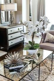side table decor ideas full size of coffee table decor ideas glass coffee table display case