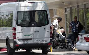 paratransit riders like service survey finds but video cameras urged a milwaukee county transit plus van drops off a passenger in 2011 at the allis care