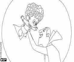 Hotel Transylvania Coloring Pages Printable Games 2