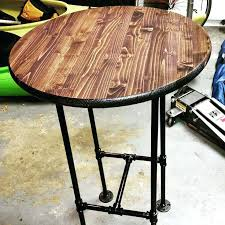 round bar top table fancy high top patio table best ideas about high top tables on round bar