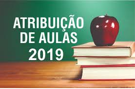 ATRIBUIÇÃO DE AULAS - EM Professora Geny Barbosa Genovez