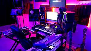 Excellent Recording Studio Bedroom Ideas Accordingly Inexpensive