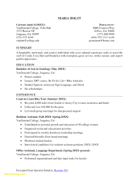 Resume Sample For College Student Best Resume Template Samples Bold