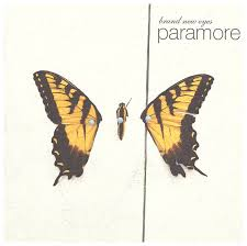 <b>Paramore</b> - <b>Brand New</b> Eyes (2009, CD) | Discogs