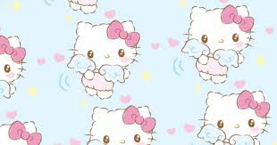 Image in wallpapers 🖼 collection by. Background Hello Kitty Aesthetic Wallpaper Homelooker