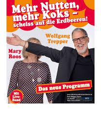 Offizieller twitteraccount des comedian & kabarettisten. Die Neue Show Nutten Koks Und Frische Erdbeeren