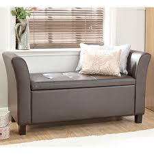 faux leather ottoman. Verona Faux Leather Ottoman Window Seat \u2013 Next Day Delivery From WorldStores: Everything For The Home