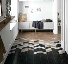 wood flooring ideas. Black Herringbone Tiles Coming Into Wooden Ones Gradually Wood Floor To Tile Transition Ceramic Gorgeous Ideas For Your Flooring