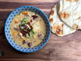 Sweet Potato Seafood Chowder Recipe ...