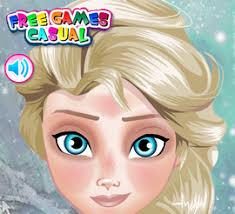 games for s kids elsa makeup frozen