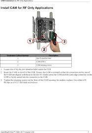 ow1 cgr act module (cam) user manual manual itron, inc Cgr 30p Wiring Diagram page 17 of ow1 cgr act module (cam) user manual manual itron, inc CGR 30P Ei
