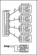 wiring diagram commax intercom auto electrical wiring diagram \u2022 commax intercom circuit diagram commax 4 apartment building video door intercom set w vandal proof rh ebay ie cctv camera wiring diagram commax intercom wiring diagram pdf
