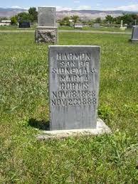 Harmon Curtis (1888 - 1888) - Genealogy