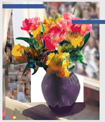 new work in progress uses <i>flowers for algernon< i> as metaphor study after flowers for algernon vi for facebook copy gregory eddi jones