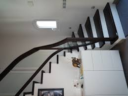 Habillage Escalier En B Ton Avec Garde Corps Rampant Compos D Un