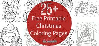 Small Picture Christmas Coloring Pages The Diary of a Real Housewife