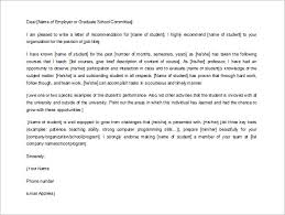 Letter Of Recommendation Site How To Write A Recommendation Letter