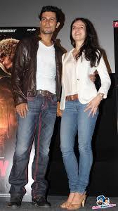 john day film first look launch randeep hooda and elena kazan randeep hooda and elena kazan