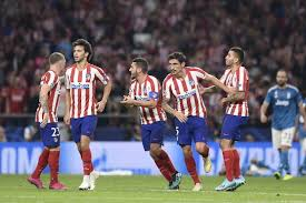 Champions, Atletico Madrid-Juventus 2-2: bianconeri ...