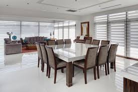 oversized round dining room tables round designs