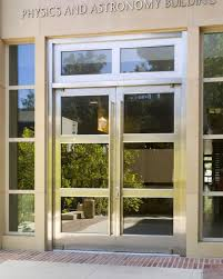 captivating commercial glass door 22 best image on u c l a physic building nashville bronze physical science