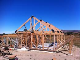 trusses how to build house nz building nz