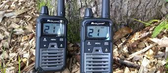 Midland Radio Frequency Chart Midland X Talker Two Way Radio Gear Review Busted Wallet