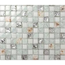 decoration crystal glass tile natural stone glass blend mosaic wall tile sg117 in glass mosaic