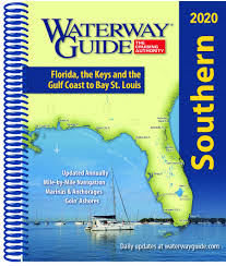 Icw Navigation Charts Waterway Guide Southern