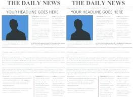 Old Fashion Newspaper Template Old Fashioned Newspaper Template For Word Caseyroberts Co