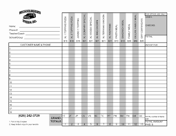 Fundraiser Form Templates 40 Fundraising Order Form Templates Markmeckler Template
