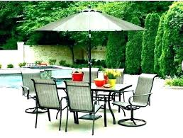 patio umbrella foot clearance umbrellas target furniture 11 ft solar offset in cafe
