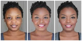 luminess air airsupremacy airbrush makeup before and after on dark skin qvc 6 piece kit launch