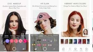 makeup apps for ios