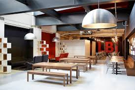 creative agency office. LBI (Lost Boys International, Who Are Now Known As Digitas LBI) Creative Agency Office