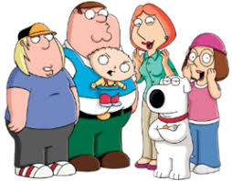 List Of Family Guy Characters Wikipedia