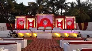 Indian Marriage Lawn Design Alankaran Lawns Mohammed Wadi Pune Indian Wedding
