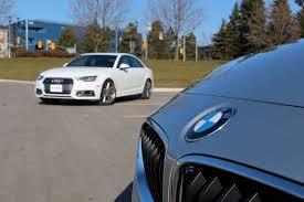 2017 Audi A4 vs BMW 3 Series Comparison Review - AutoGuide.com News
