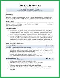 Nursing Curriculum Vitae Fascinating Resume For Nursing Student Musiccityspiritsandcocktail