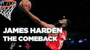 James Harden is BACK!! - Game Highlights - NBA Preseason 2020 - YouTube