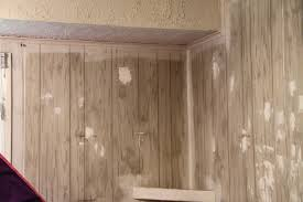 al improvement painting faux wood paneling put that on your blog