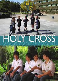 Anuario colegio Holy cross by Claudia Maddonni - issuu